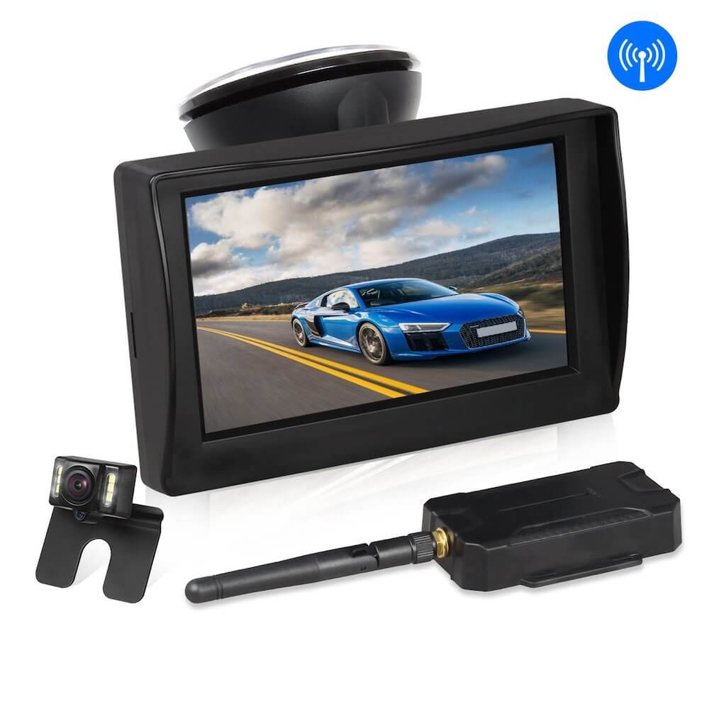 AUTO-VOX W1 Wireless Backup Camera