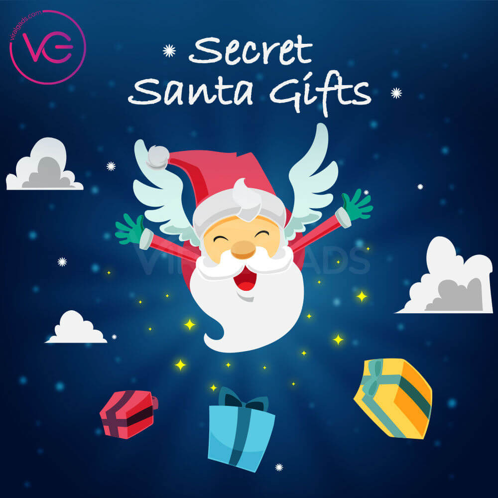 15 Best Secret Santa Gift Ideas for This Holiday Season | Viral Gads