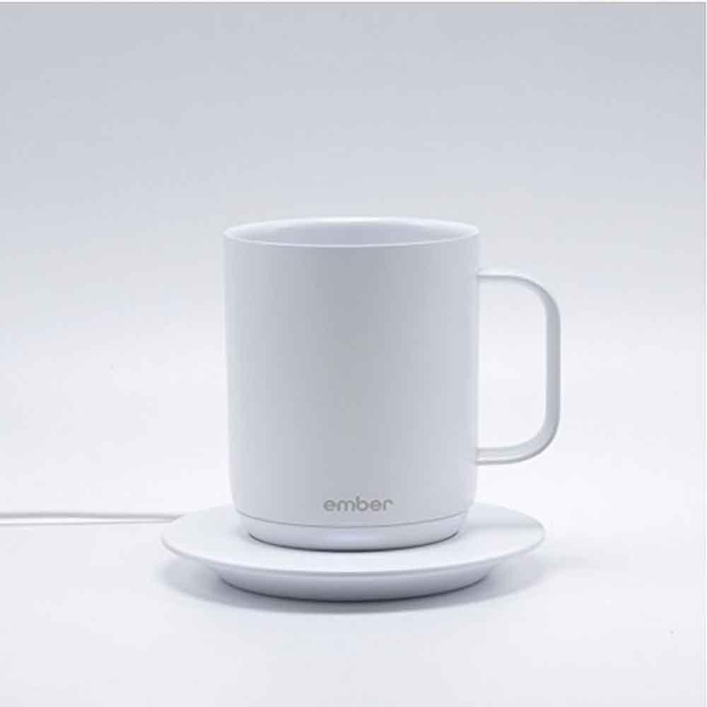 Ceramic heat control mug
