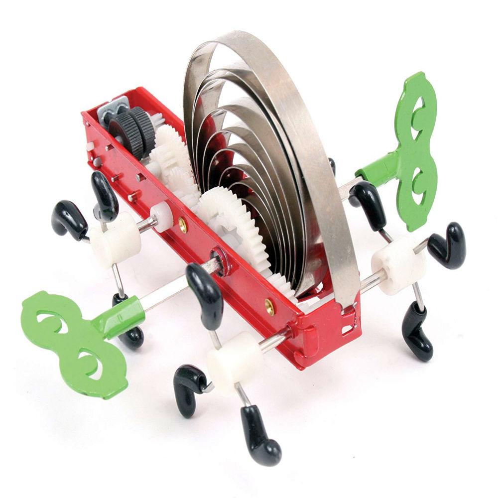 Kikerland Awika windup toys the latest tech toys for the hi-tech savvy children