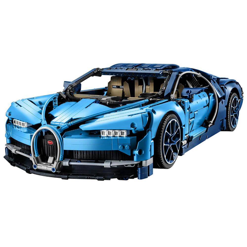 Lego Technic Bugati Chiron Race Car