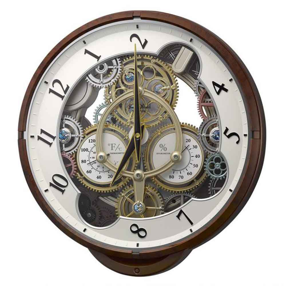 Magic Motion Clock