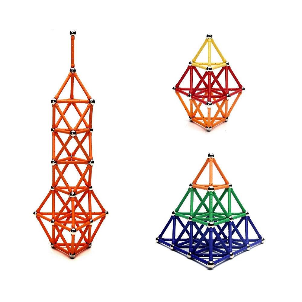 Stunning Magnetic Building Block Kit