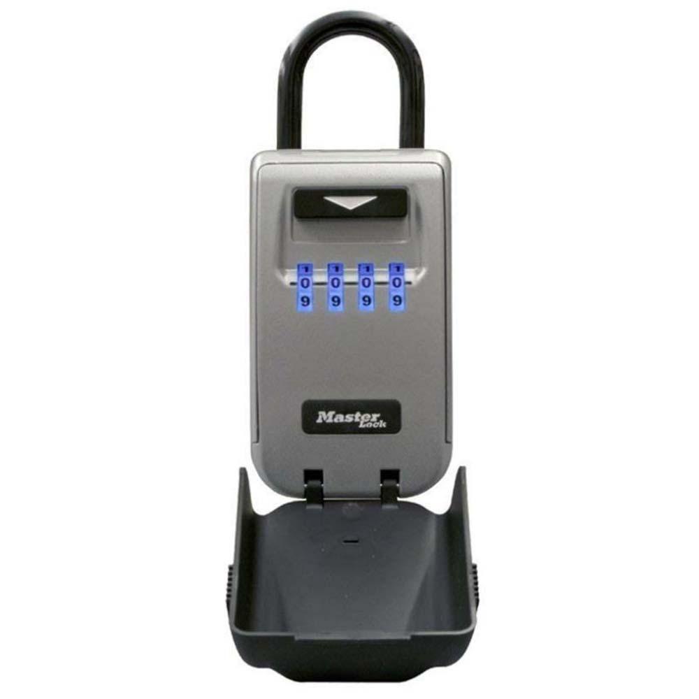 masterlock lockbox security