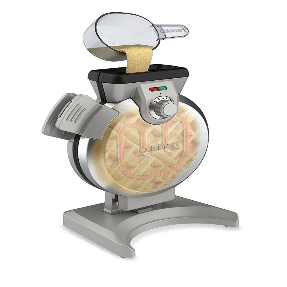 Are You A Breakfast Person This Waffle Maker Will Make Your Mornings Waffle Perfect.