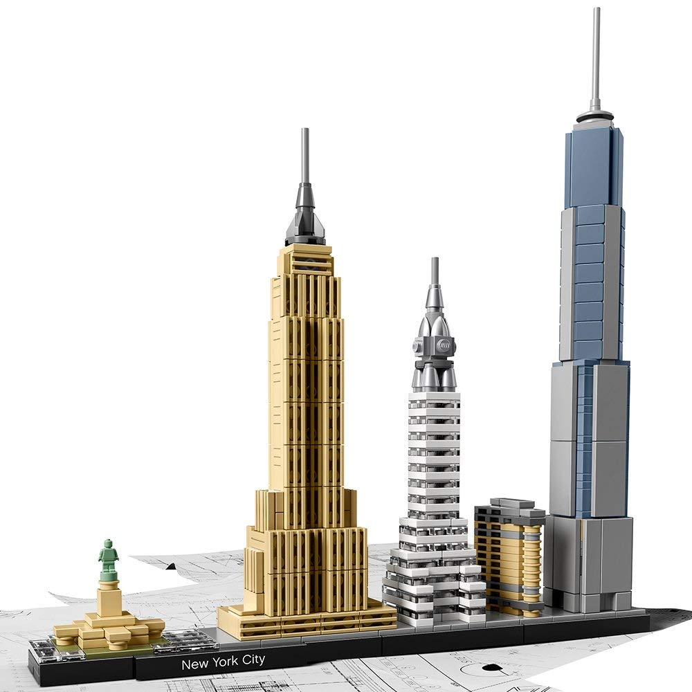 Get The Lego New York City To Complete Your Lego Collection