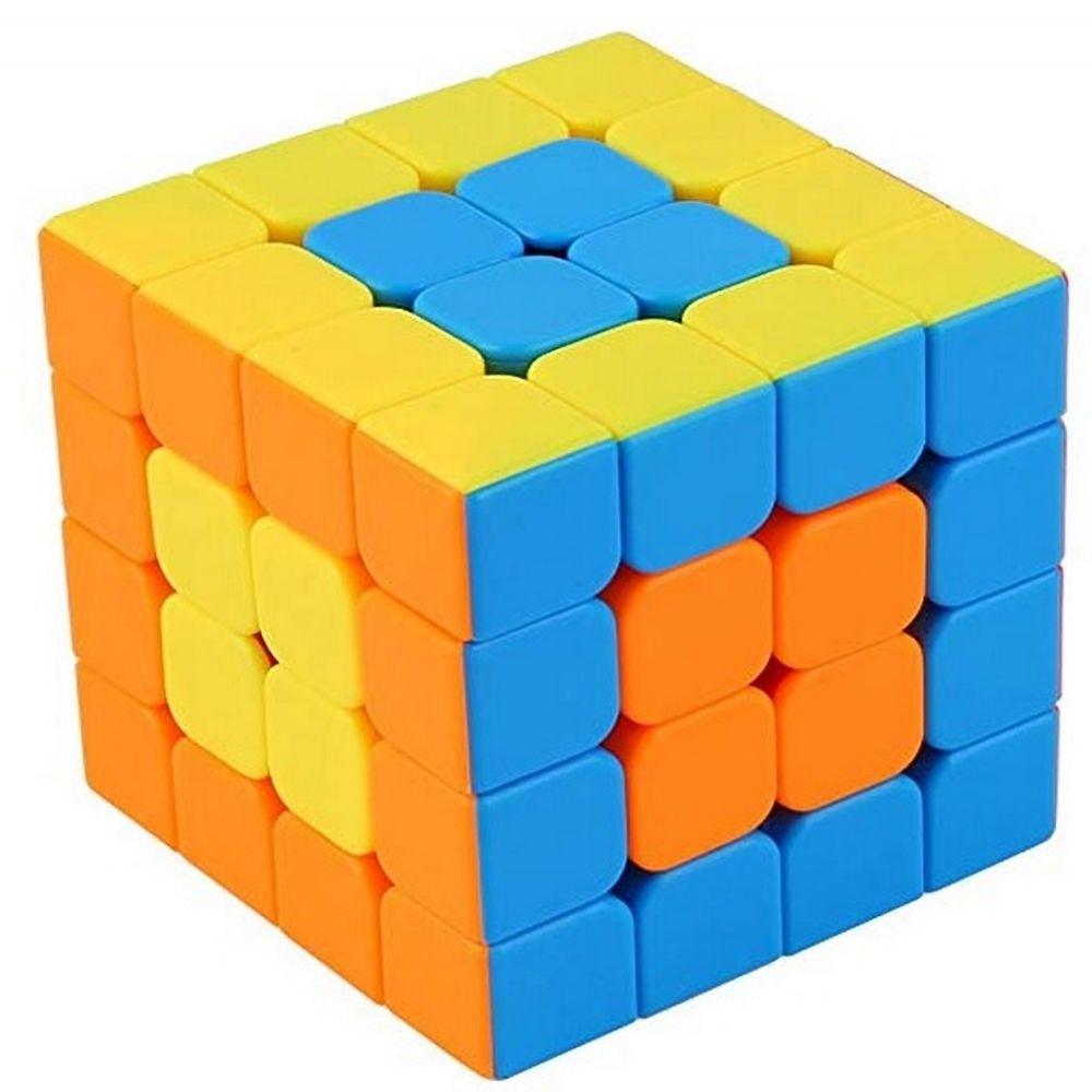 Speed Rubik Magic Cube Puzzle with Vivid Colors