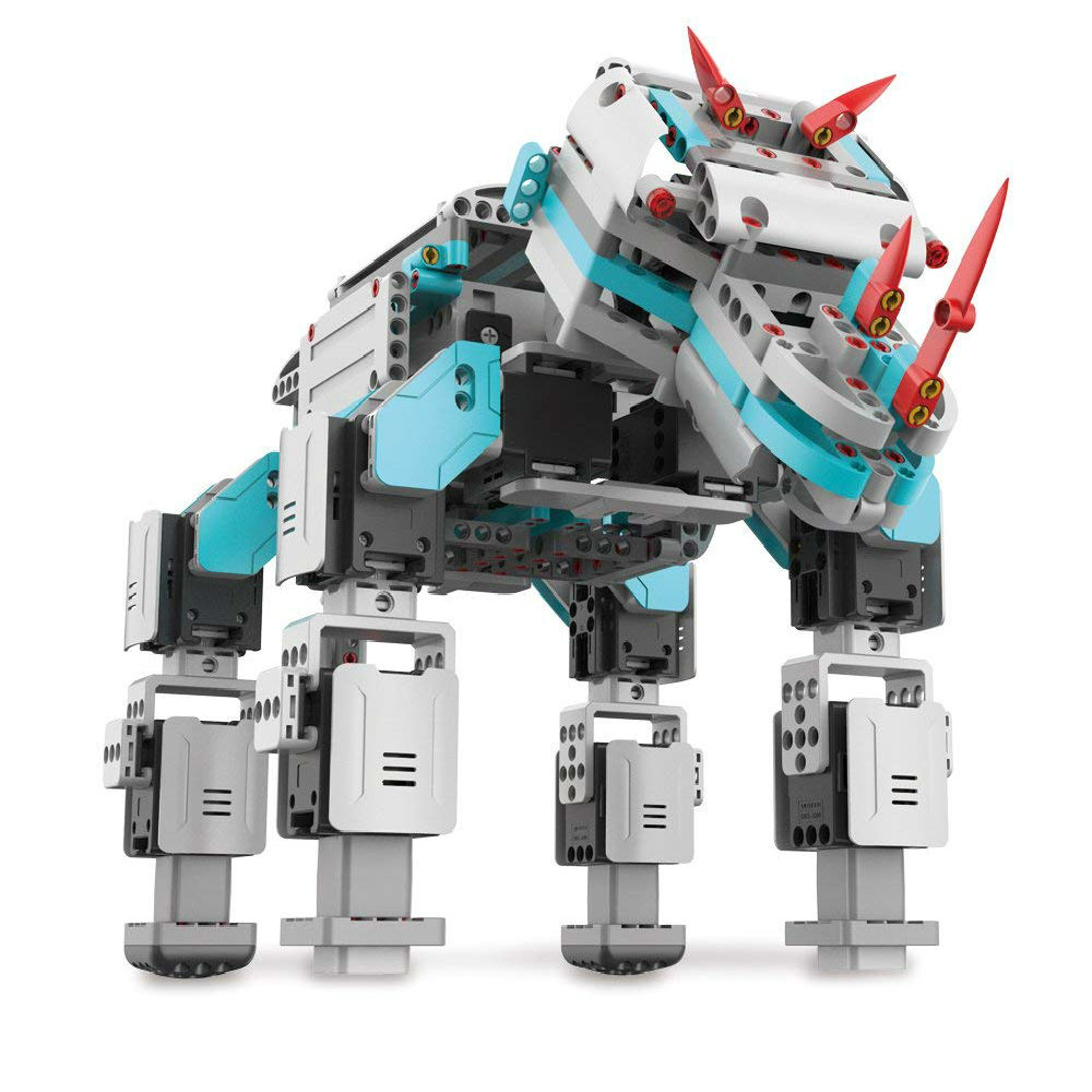 The Hi-Tech Robot Inventor Kit To Build Your Own Robot