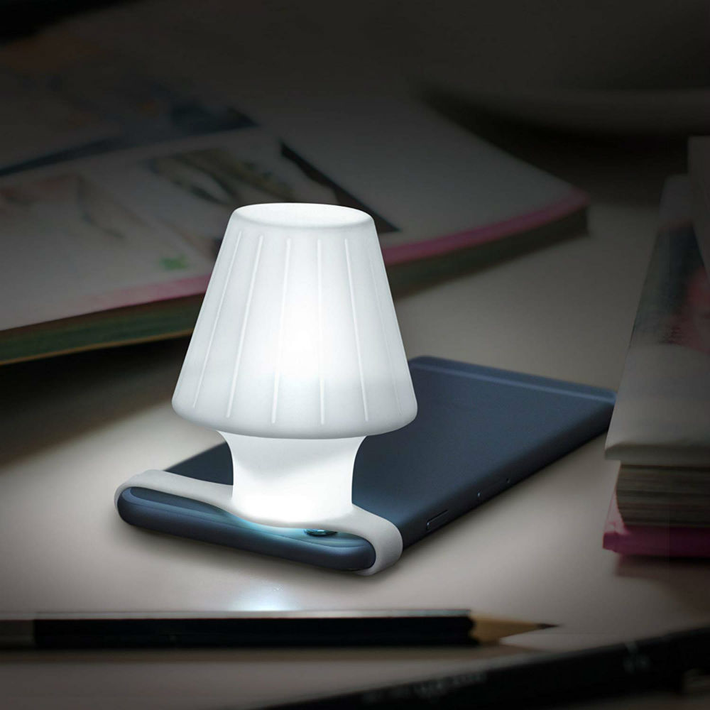 Travelamp Classic Phone Diffuser Warms Your Nights