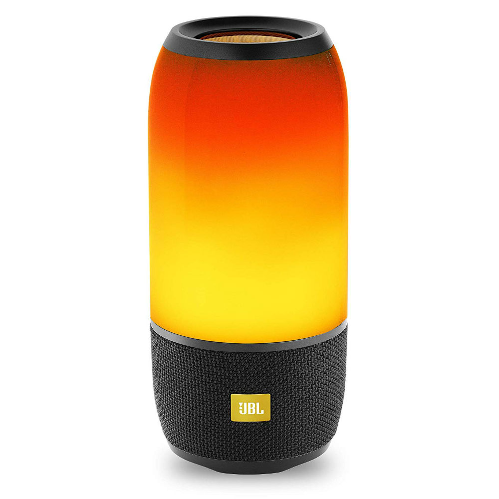 Vibrant JBL Pulse 3 Wireless Portable Speaker Is Perfect For Water Parties!
