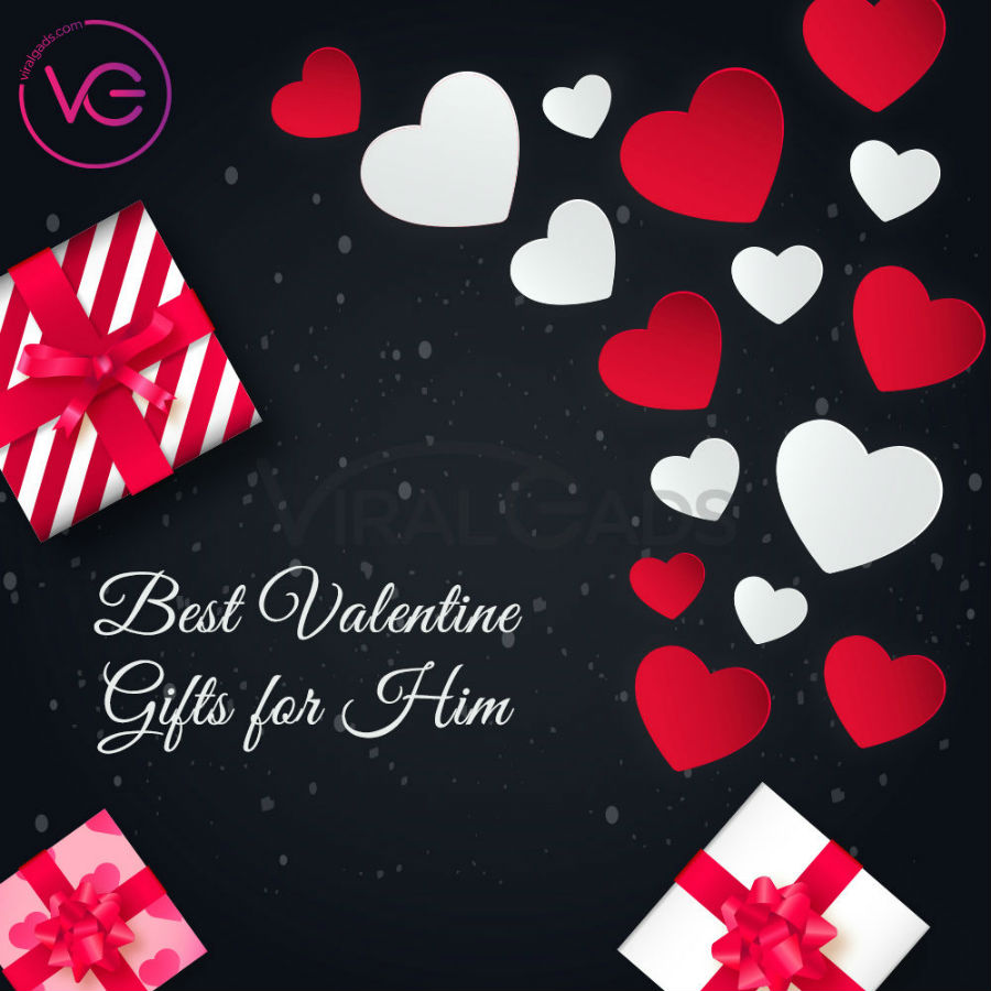 Best Valentines Gifts For Him: 15 Best Valentines Gifts For Him To Give In 2019