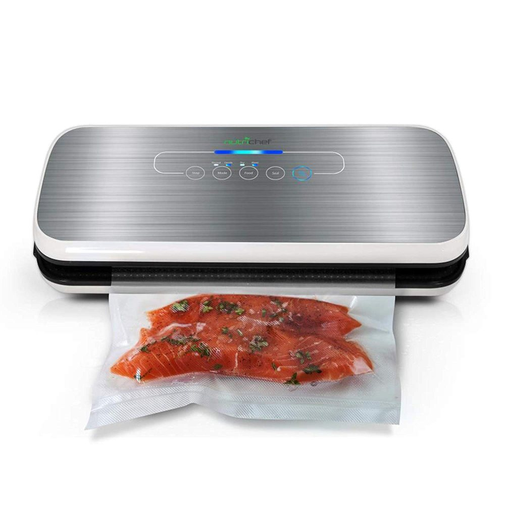 A Vacuum Sealer For Preserving Foods Without Losing Its Flavours