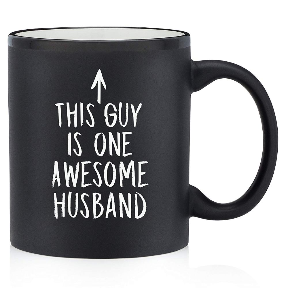 Personalized Coffee Mug For The Awesome Husband Of Yours