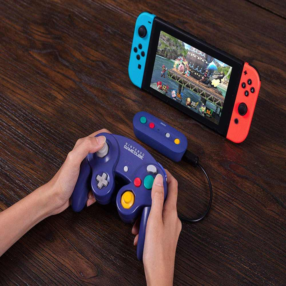 The Perfect Wireless Adapter For Switch Just Like A Wiimote For Every Gamer
