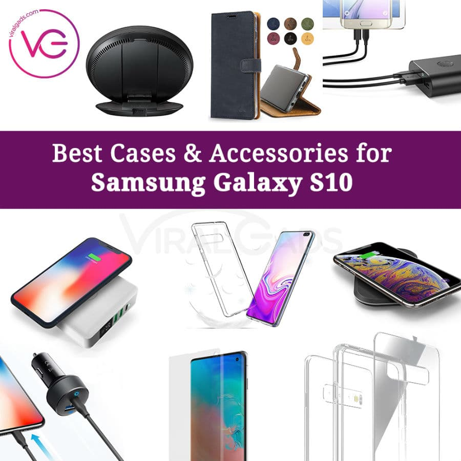 15 Best Accessories and Cases for Samsung Galaxy S10 | Viral
