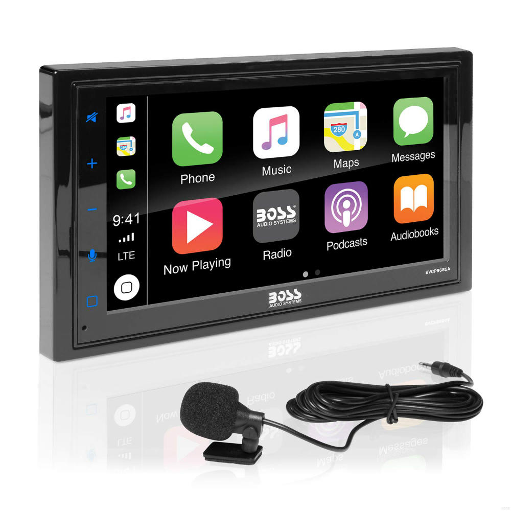 Level Up Your Driving Experience With This Amazing Car Stereo With CarPlay
