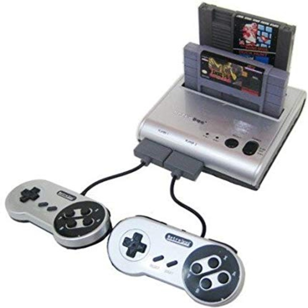 NES and SNES games Supporting Video Game System