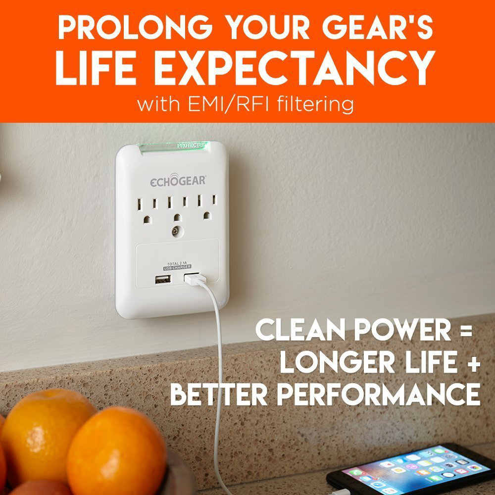 Protect Your Gadgets With This Surge Protector