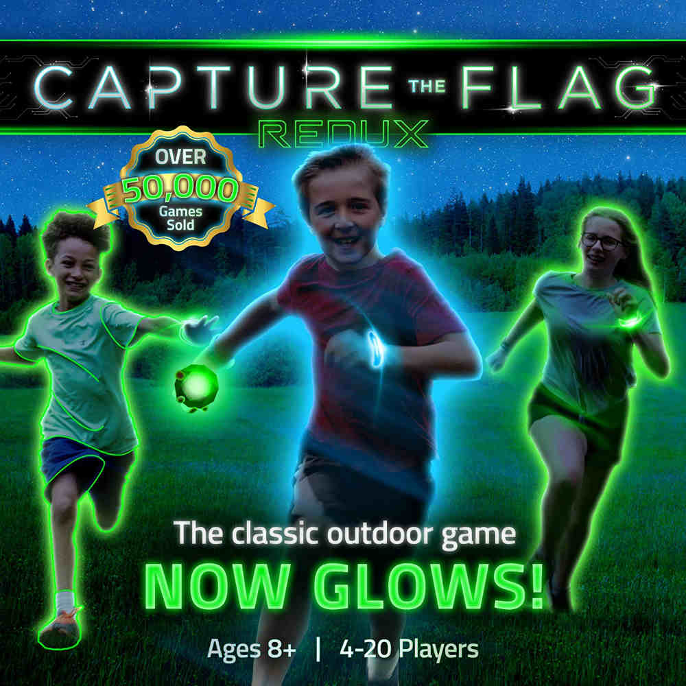 The Future Of Outdoor Games Is This Glow In The Dark Orbs