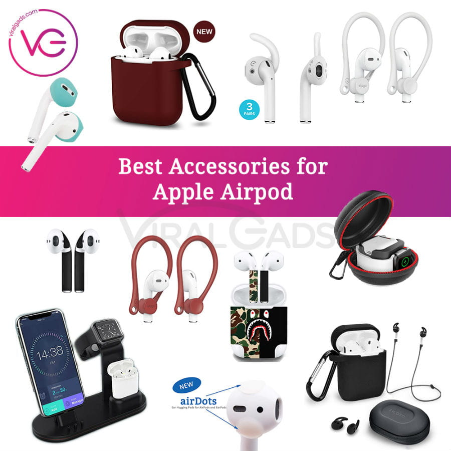 Best Apple Airpod Accessories