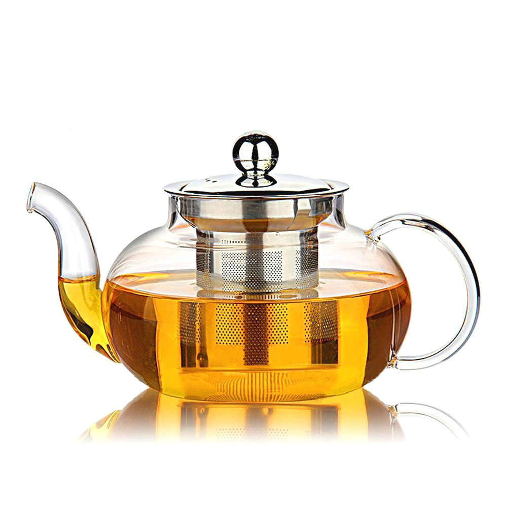 Brew Your Tea In The Most Finest Way With This Glass Teapot