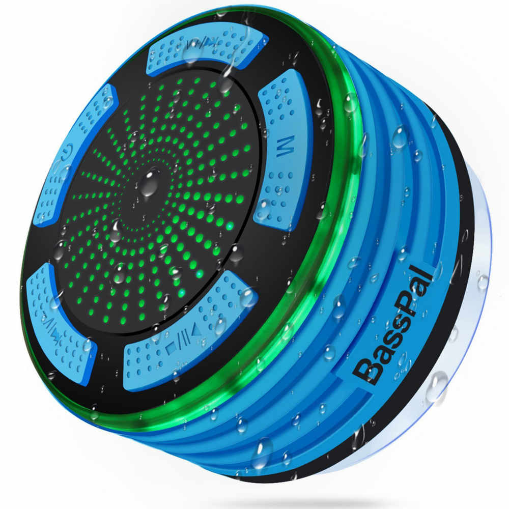 Enjoy Outdoor Activities with This Waterproof Wireless Speaker