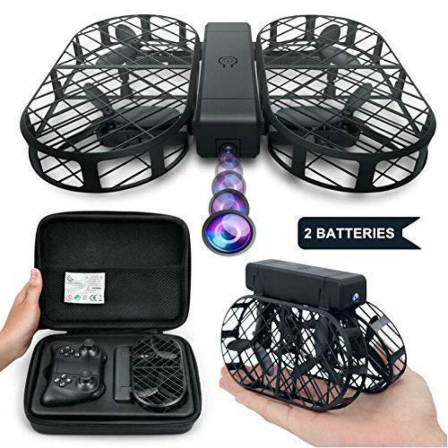 Foldable Drones with Camera WiFi