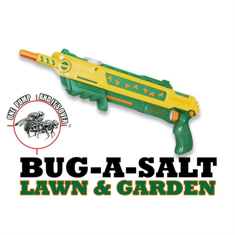 A Ninja Style Outdoor Insect Killer Gun For Your Lawn And Garden