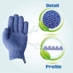 An Exfoliating Bath Gloves to Scrub Away All Dead Skin Cells
