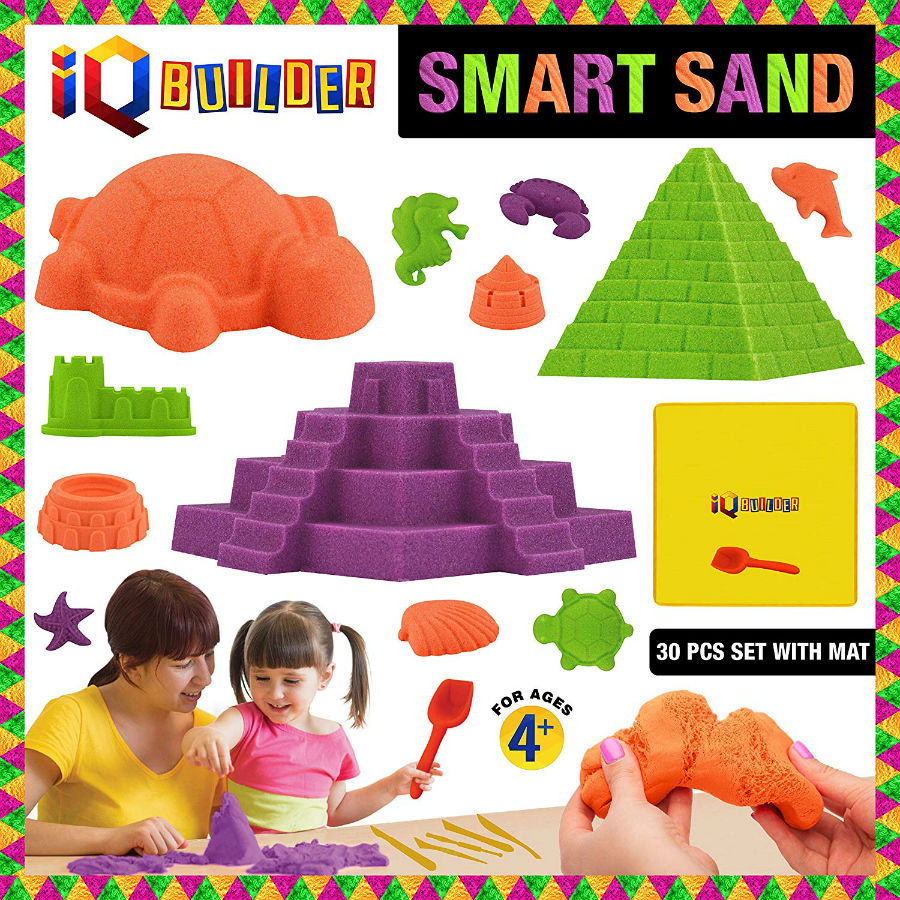 Creative Educational Art Play Smart Sand Kit