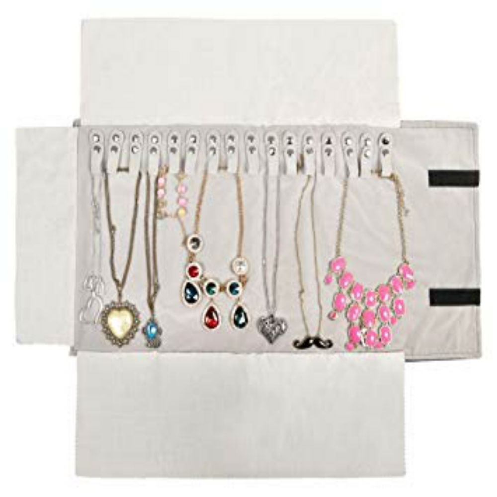 Jewelry Organizer Clutch Bag for Your Most Precious Pieces Of Jewelry