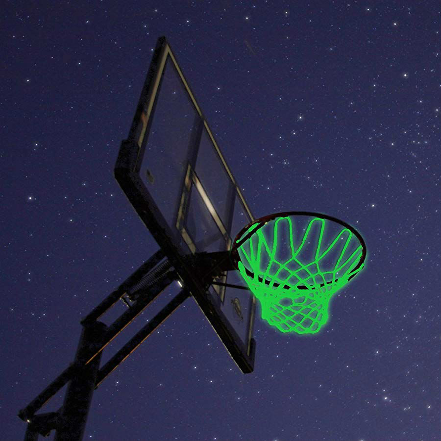 MCNICK Glow in The Dark Outdoor Basketball Net