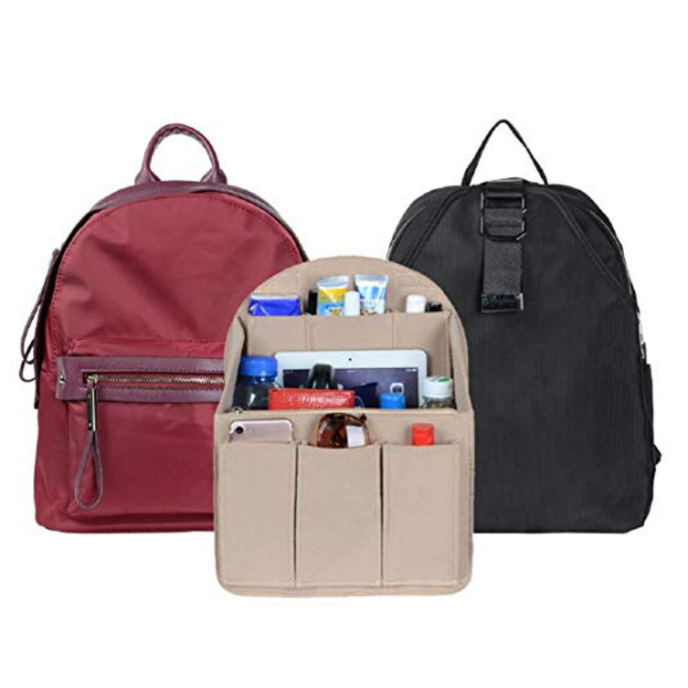 c6f68691d1dc Backpack Organizer Insert to Organize Stuffs in Your Backpack