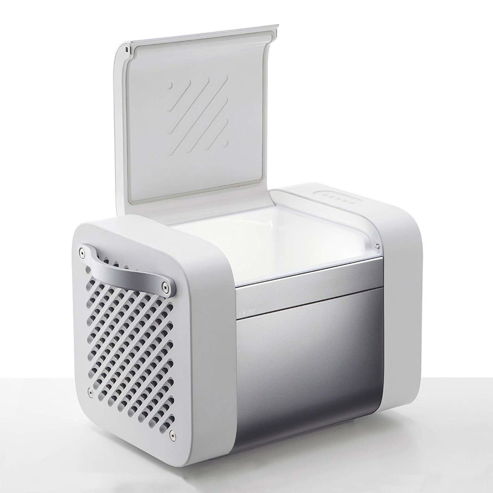 Bluetooth Speaker with 37 qt Cooler Storage