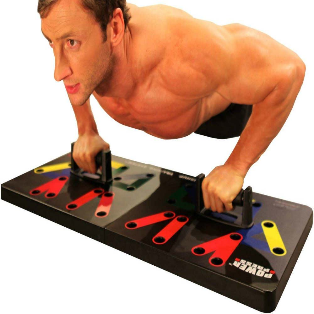 Push Up Training System to Build Your Muscles