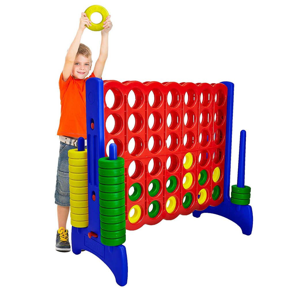 Row Connect Game for Indoor And Outdoor Activity