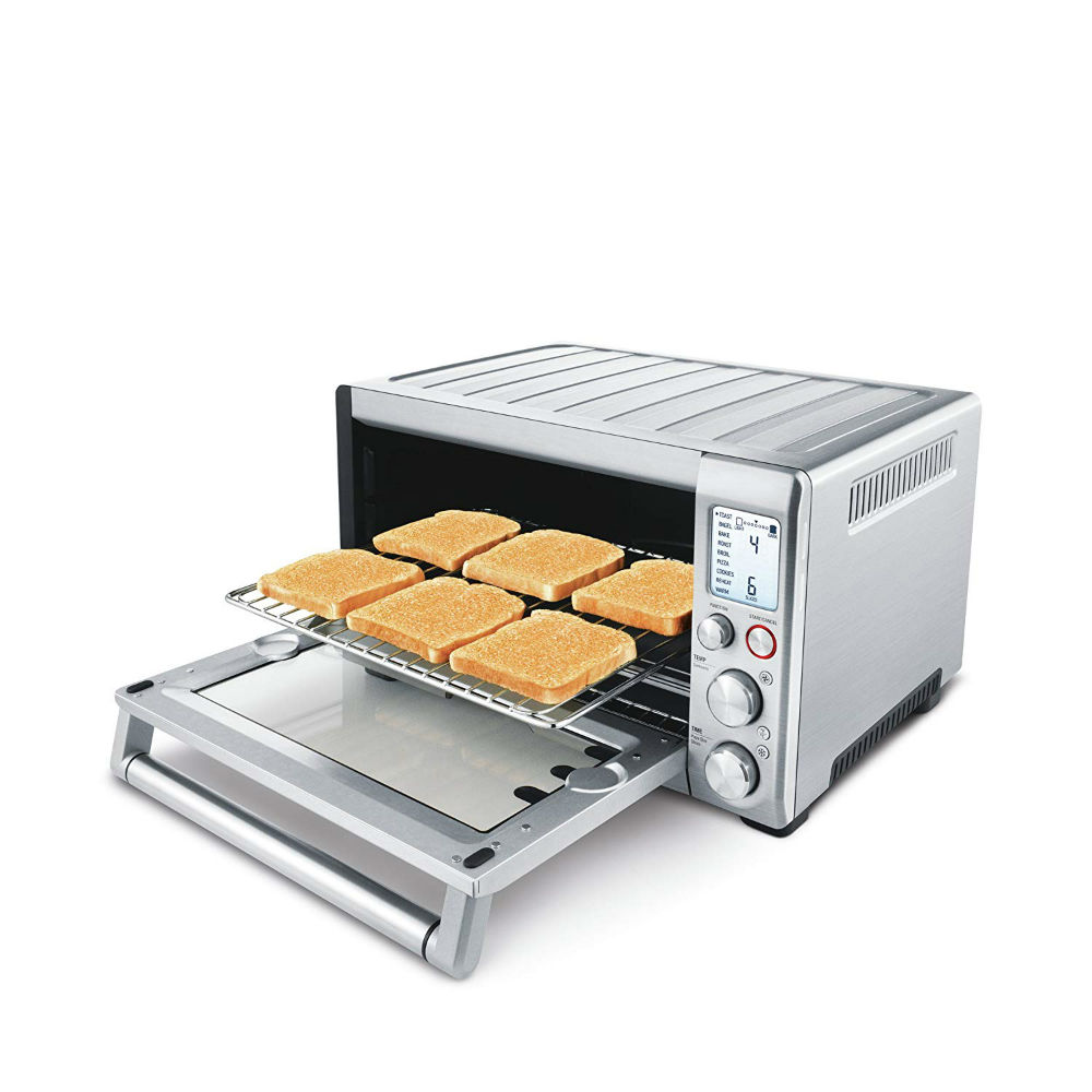 Smart Convection Toaster Oven With 9 Preset Functions