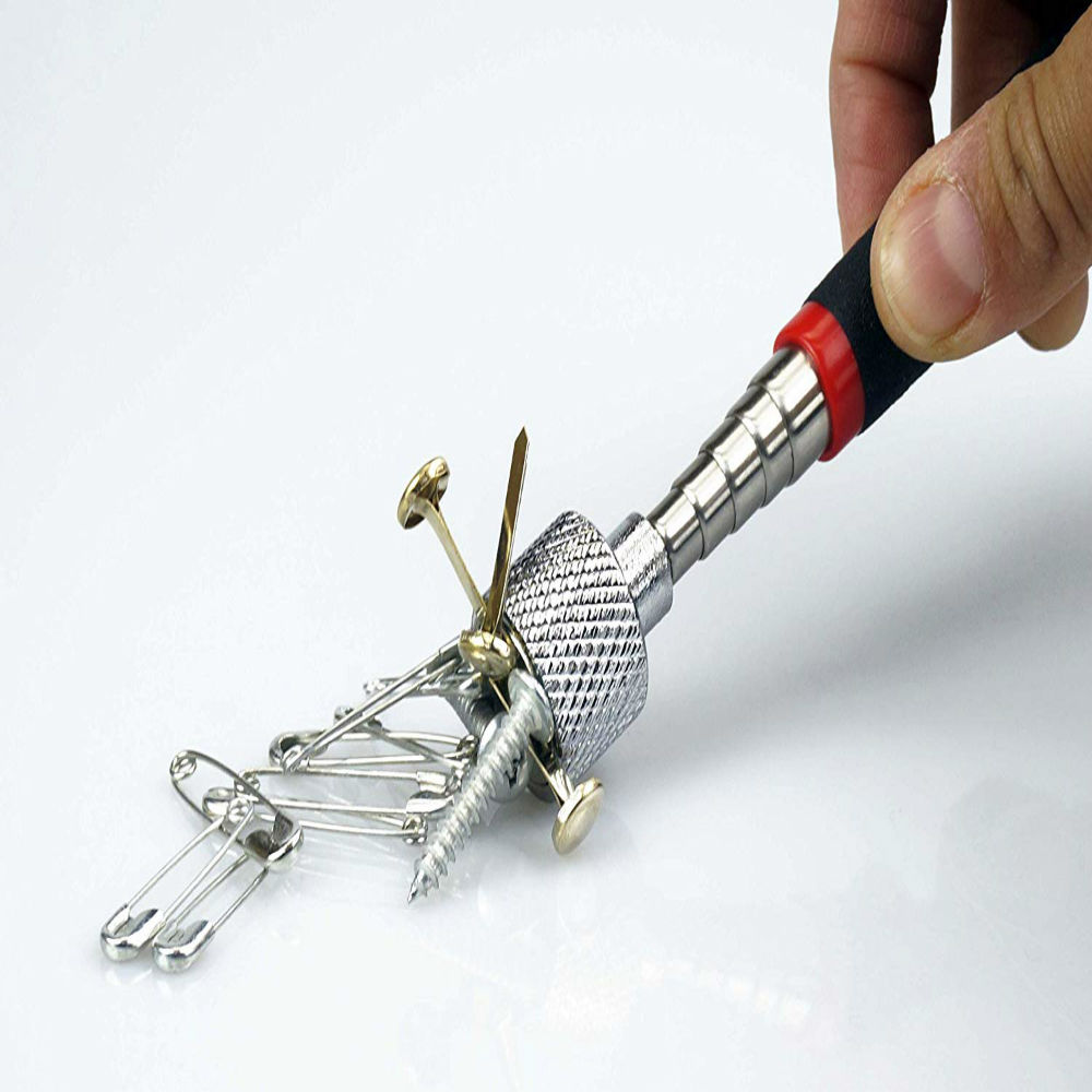 Telescoping Pick Up Tool For Your Garage, Home, And Office
