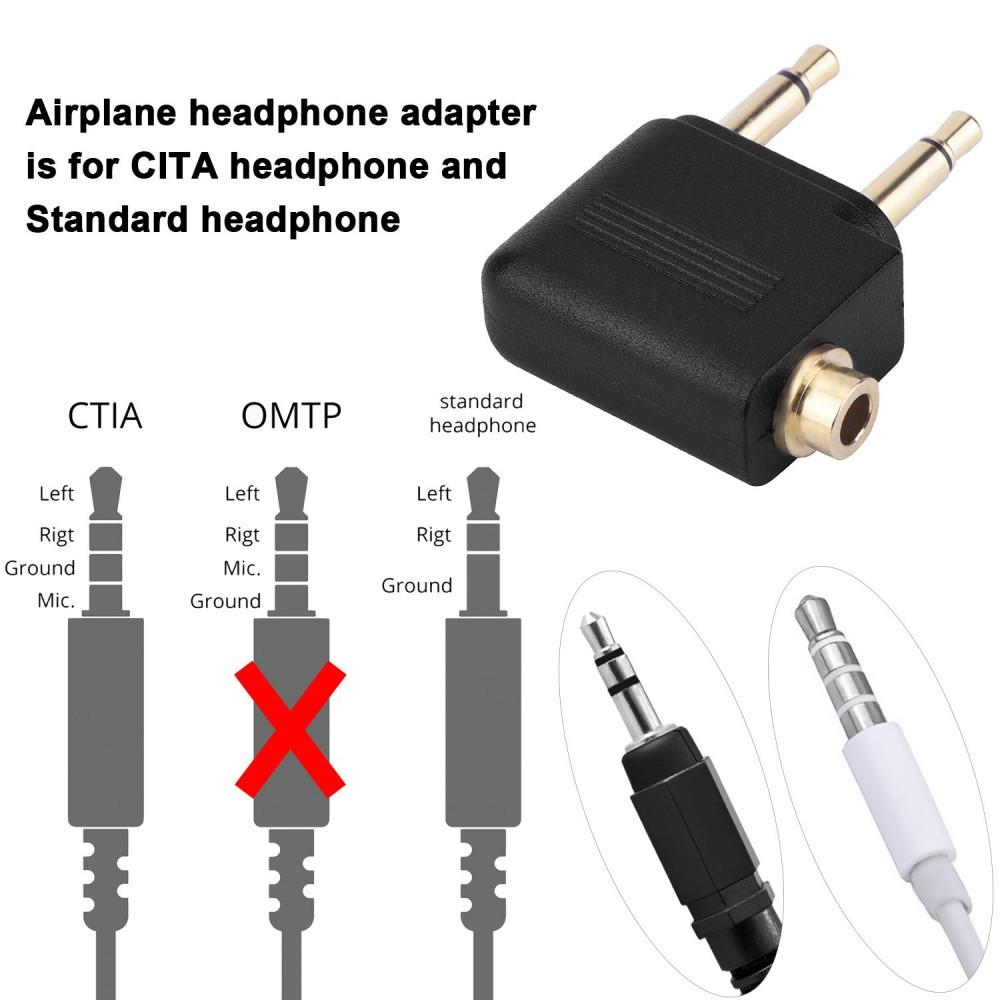 eBoot Airline Flight Adapter