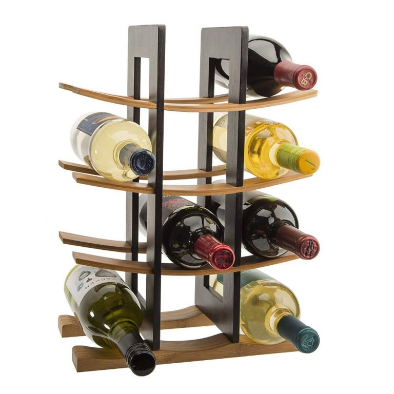 Bamboo Wine Rack - The Best Choice for Wine Enthusiasts