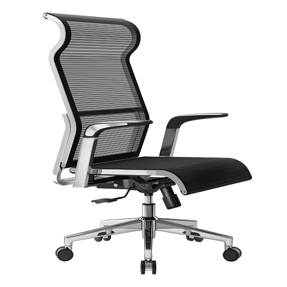 Computer Desk Chair with Ergonomic Design and Principles