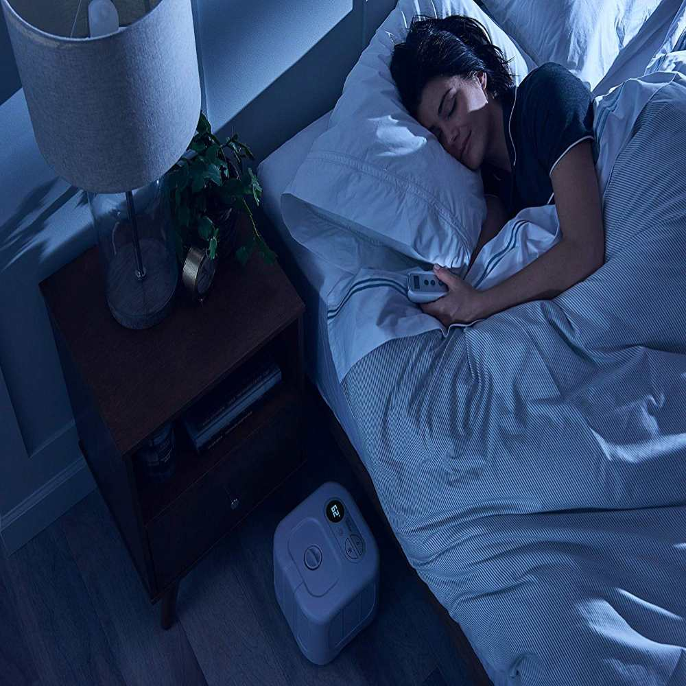 Cooling And Heating Mattress Pad For An Improved Sleep