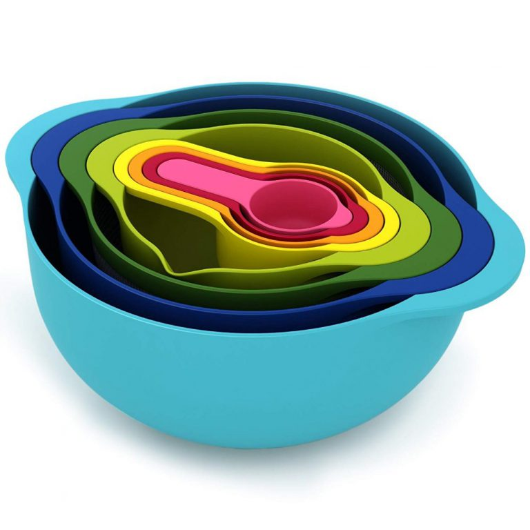 Nesting Bowl Set to Complete Your Kitchen Cutlery