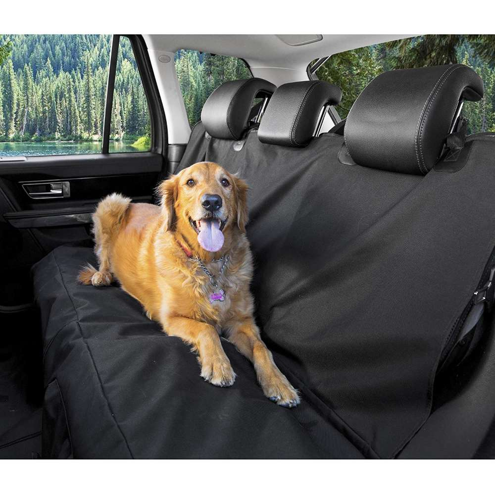 Waterproof Pet Seat Cover To Protect Your Car Seat