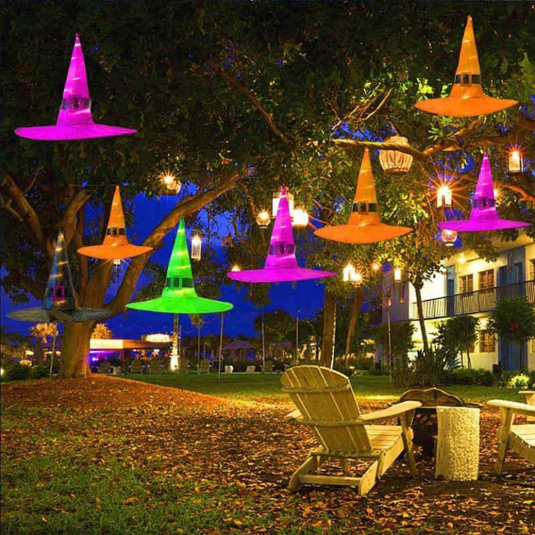 MAOYUE halloween garland of lights