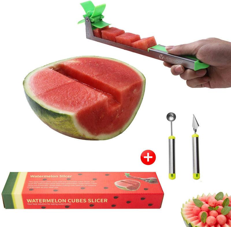 Yueshico watermelon cube slicer