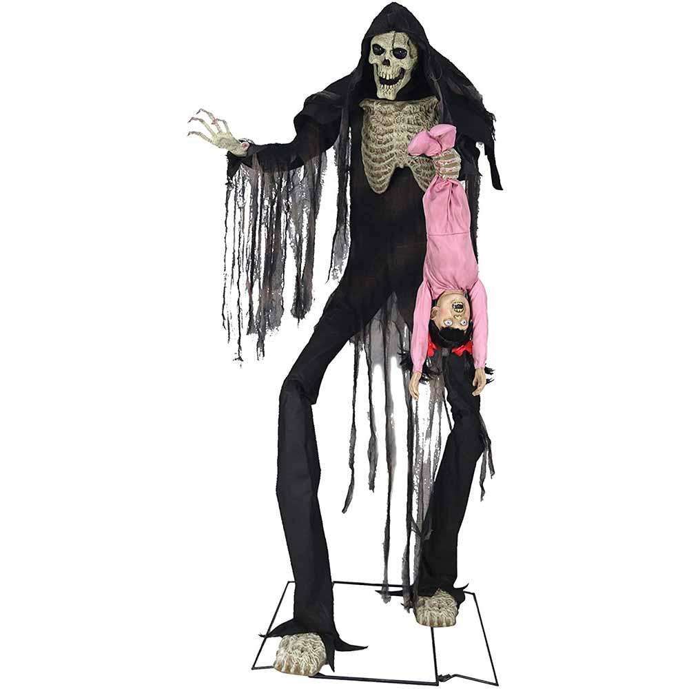Halloween Boogeyman Prop