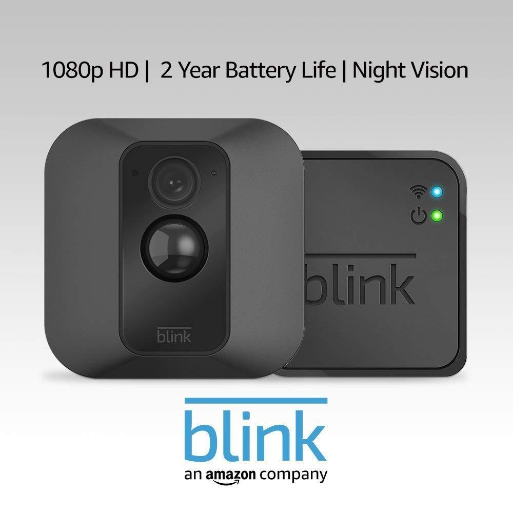 Blink Weatherproof Smart Security Cameras