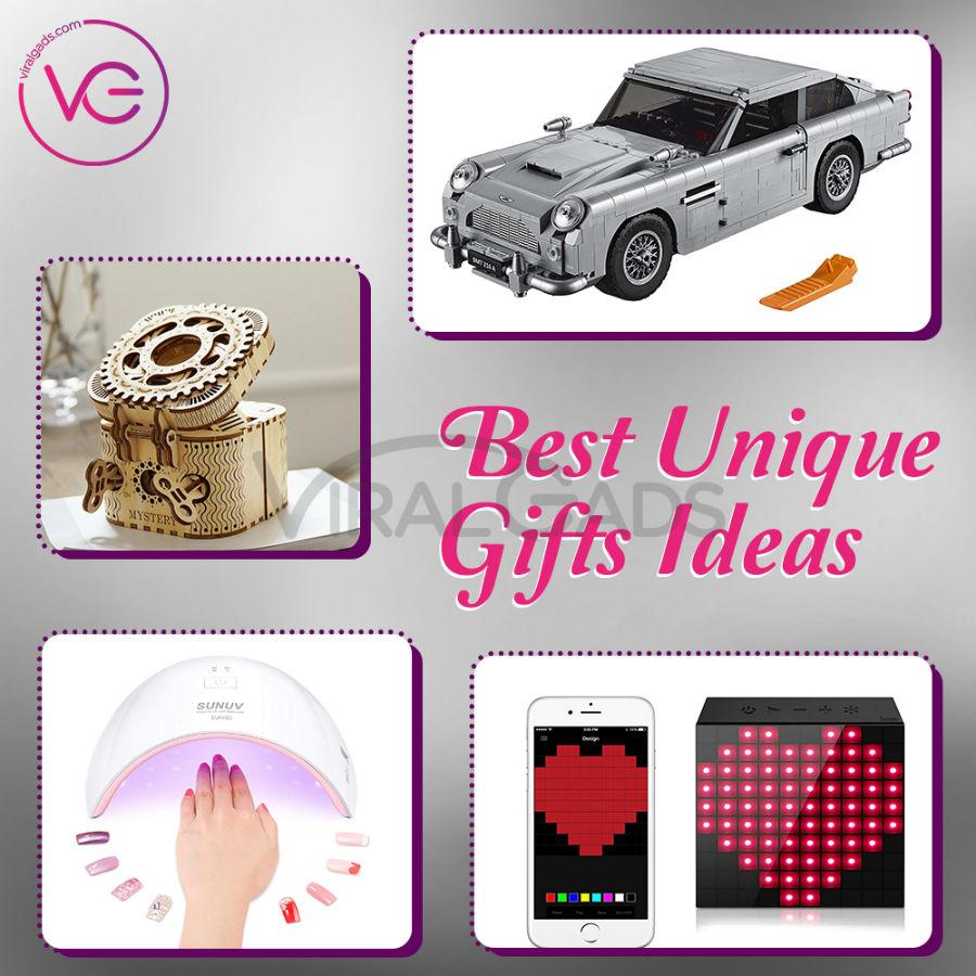 Best Unique Gadget Ideas