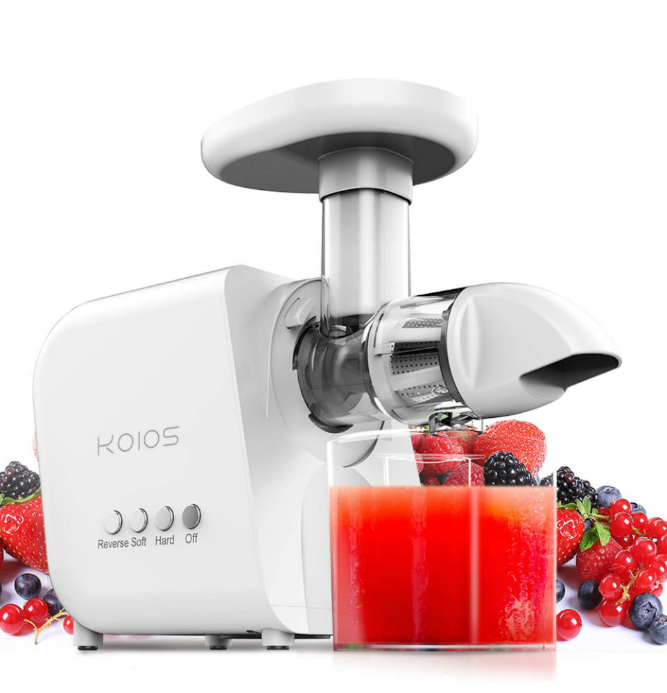 KOIOS masticating machine juicer